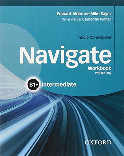 Navigate Intermediate B1 : Workbook without key (1CD audio)