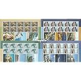 Gibraltar 1064-1067 Sheetlet (completa.edición.) 2004 Europa Vacaciones (sellos para los coleccionistas)