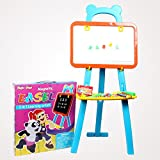 Indian Charm Magnetic Easel - 3 In 1 Lea...