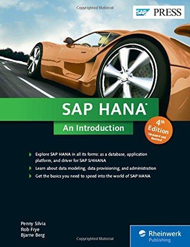 SAP HANA: An Introduction (SPS 12) (4th Edition) (SAP PRESS) by Bjarne Berg (2016-11-27)