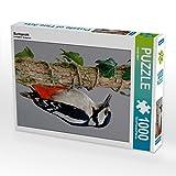 CALVENDO 4059478926233 Buntspecht 1000 Teile Lege-Größe 48 x 64 cm Foto-Puzzle Bild von Wolf Gerald, Weiß