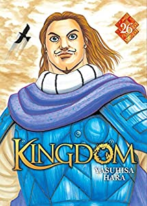 Kingdom Edition simple Tome 26