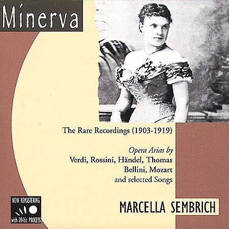 Rare Recordings 1903