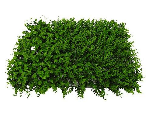 SZ - Seto Plancha Alfombra Artificial 60x40cm Hojas de eucalipto pequeñas