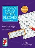 Championnats de France des mots fléchés - Annales