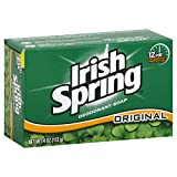 Irish Spring Deodorant Bath Bar - Origin...