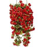 Rosen hängend