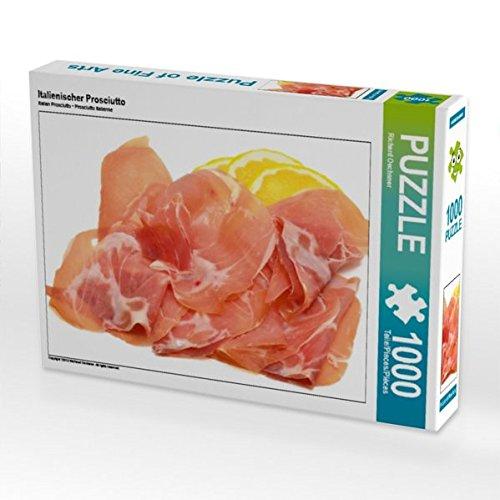 Italienischer Prosciutto 1000 Teile Puzzle Quer