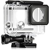 myarmor Boîtier de protection étanche plongée sous-marine Étui pour caméra GoPro Hero 3+ 4Appareil Photo (Remarque: GoPro 3N'est Pas compatible.)