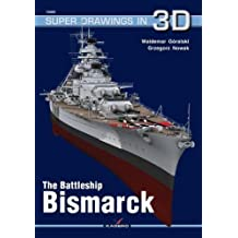 The Battleship Bismarck (Super Drawings in 3d)