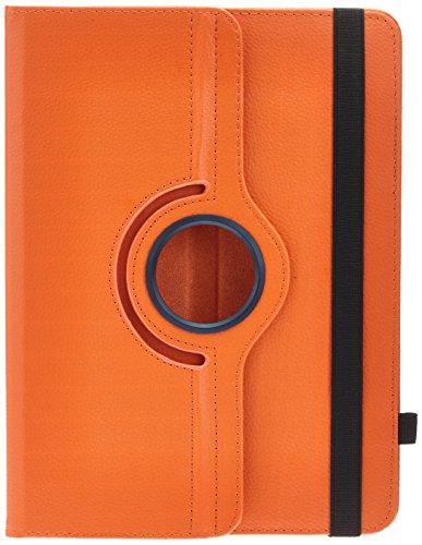 Bralexx Universal Tasche für TrekStor SurfTab Volks-Tablet 2 10.1 (26,3 cm (10 Zoll)) orange