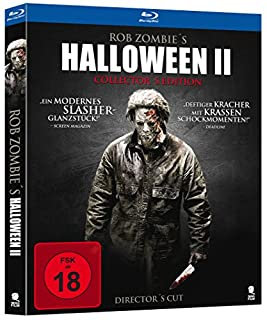 Rob Zombie's Halloween 2 Director's Cut [Blu-ray] [Collector's Edition]