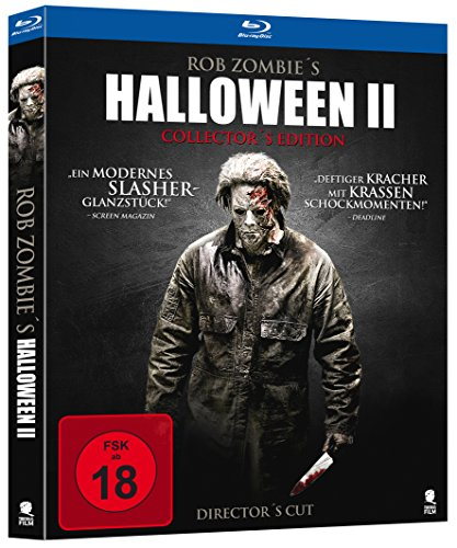 (Rob Zombie's Halloween 2 Director's Cut [Blu-ray] [Collector's Edition])