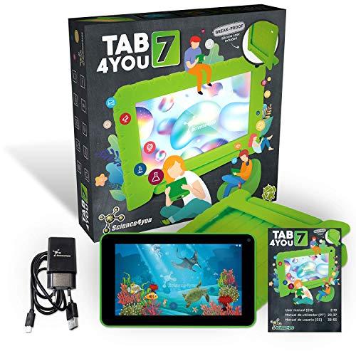 Imagen de Tablet Infantil Para Niños Science4you por menos de 150 euros.