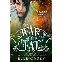 Dragon Riders (War of the Fae Book 9)