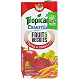 #7: Tropicana Essentials Juice - Fruit and Veggies, 1L Carton