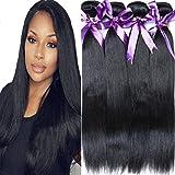 Best Brazilian Straight 4 Bundles - 20 22 24 26: Cranberry Hair Brazilian Straight Review