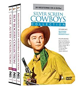 Silver Screen Cowboys [DVD] [US Import]