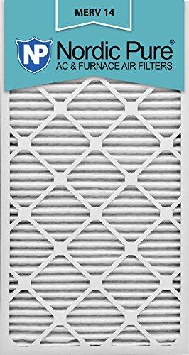 14x24x2 Ofen-filter (Nordic Pure 24x 30x 1m14–2Merv 14AC Ofen Filter 24x 30x 1Plissee Merv 14AC Ofen Filter 2Stück)