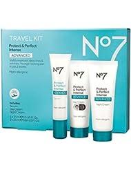 No7 Protect & Kit Parfait De Voyage Avancée Intense - Lot De 2