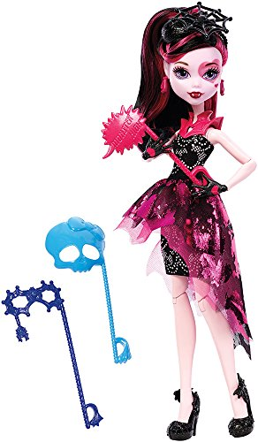 Monster High - Draculaura, monstruitas photocall (Mattel DNX33)