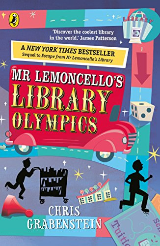 Mr Lemoncello's Library Olympics (Mr Lemoncello 2) por Grabenstein Chris