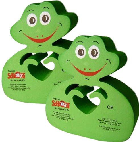 Preisvergleich Produktbild Schlori - Schwimmhilfe Frösche
