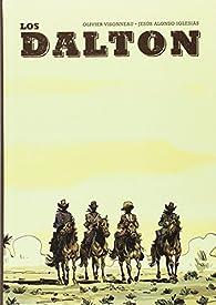 Los Dalton par Olivier Visonneau