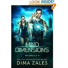 Mind Dimensions Omnibus: Volumes 0-4