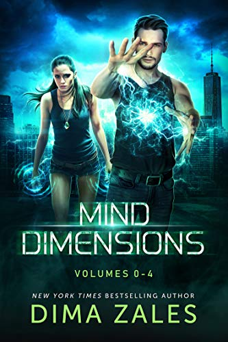 Mind Dimensions Omnibus: Volumes 0-4 (English Edition)