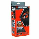 BDV090 Chargeur - Mainteneur De Batterie 6-12v Black + Decker.