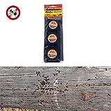 Gardigo Ameisenköder-Dosen 3er Set, Ameisendose, Ameisenbekämpfung, Ameisenköder, Ameisenmittel