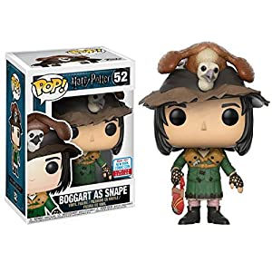 Funko Pop Harry Potter Boggart as Snape Vinyl Figure 2017 Fall Convention Exclusive