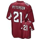 Arizona Cardinals Nike Game Jersey - Cardinal - XL, 21 - Peterson