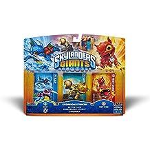 ACTIVISION Skylanders Giants: Personaggi Battle Pack Catapult (Zap + Scorpion Striker + Hot Dog)