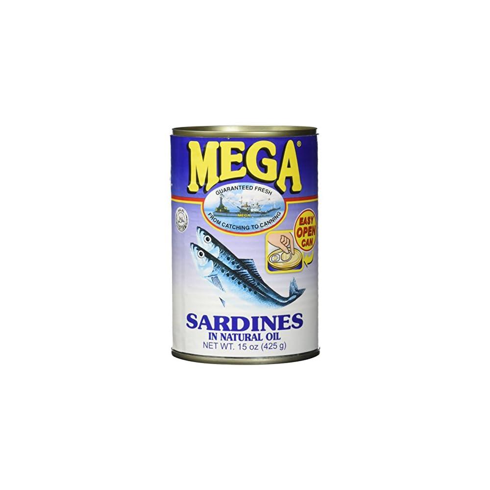 Mega Sardinen In Sojal 24er Pack 24 X 425 G