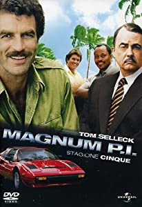 Magnum P.I. - Stagione 05 (6 Dvd) from Universal Pictures