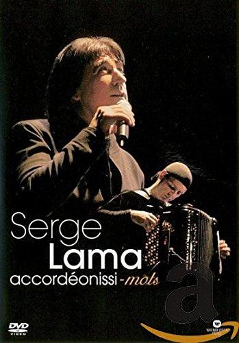 Lama, Serge - Accordéonissi-mots [Italia] [DVD]