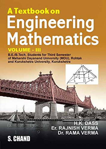 A textbook on engineering mathematics vol iii mdu ebook h k dass a textbook on engineering mathematics vol iii mdu by h k dass fandeluxe Images