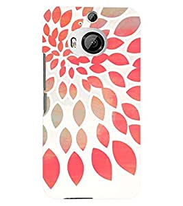 PRINTSWAG PATTERN Designer Back Cover Case for HTC ONE M9 PLUS