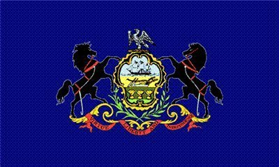 Online Stores Pennsylvania Superknit Polyester Flag, 3 by