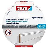 tesa 77743-00001-00 - Cinta de doble cara para paredes pintadas y yeso (10 kg/m)