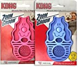 Dog Zoom Groom by Kong (English manual)