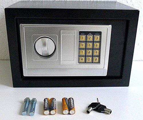 caja de seguridad electrónica (Cajas fuertes F01)