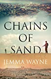 Front cover for the book Chains of Sand by Jemma Wayne