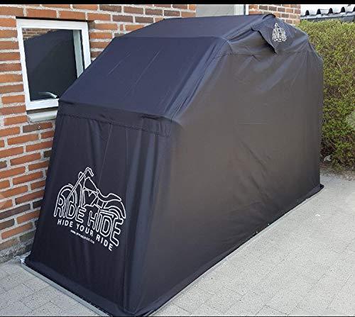 Ridehide - Cubierta Transpirable para Motocicleta - Protección sin Contacto y Totalmente...