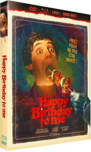 Image de Happy Birthday To Me [Édition Collector Blu-ray + DVD + Livret]