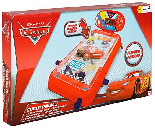 Cars M Super Pinball–sortiert