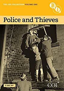 COI Collection Vol 1 - Police and Thieves [DVD]