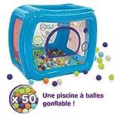 Ludi-aufblasbarer Kinderspielplatz mit Bällen